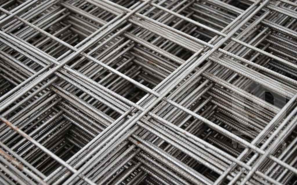Сетки для дорожных плит монолитные железобетонные толщин