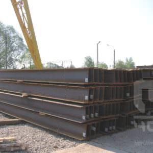 Балка двутавровая 45Ш1 сталь 09Г2С ГОСТ 27772-88 широкополочная 12м