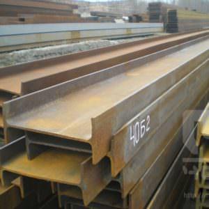 Балка двутавровая 60Ш4 сталь 09Г2С ГОСТ 19281-89 широкополочная 12м