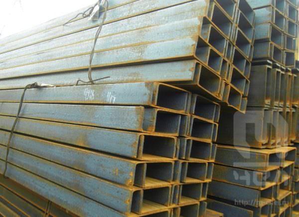 Швеллер 8У сталь ст.3 ГОСТ 8240-97